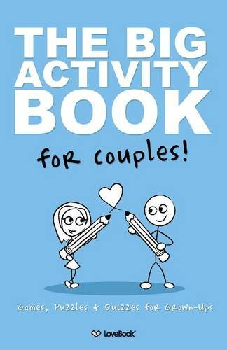 The Big Activity Book For Couples cover