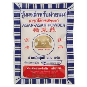 Price comparison product image Telephone Brand Agar- Agar Powder - Product of Thailand 25g