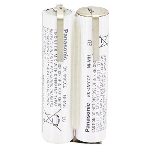 Bater/ía para afeitadora Philips BT9290 2,4 V, 800 mAh, AAA, 44,5 x 21 x 10,5 mm AccuCell Neu AkkuPack