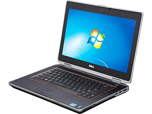 "DELL Laptop Latitude E6420 Intel Core i5 2.50 GHz 4GB Memory, 250GB HDD, 14.0"" Windows 7 Professional DVD-ROM, VGA, HDMI, RJ-45, 3x USB Business Notebook"