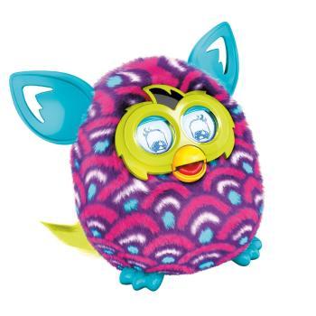 Furby Boom Purple Waves Plush Toy - 411pc2xi82L - Furby Boom Purple Waves Plush Toy