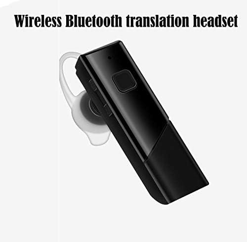 HT20 Wireless Bluetooth Earphone Headphone Earbuds Dual Mode Translate for IOS