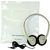 Ergoguys CA-2 30-Piece Individual Storage Stereo Headphones with Carrying Case CA2-30