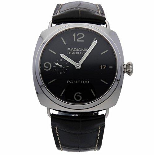 Panerai Radiomir Automatic-self-Wind Male Watch PAM00388 (Certified Pre-Owned)