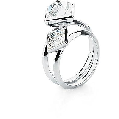 77232173d Brosway Women's Ring Polar bpl31b Size 14 - bpl31b Style: Amazon.co.uk:  Jewellery