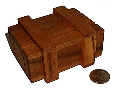 Amazon Com Magic Puzzle Box Can You Open The Box Put A Gift Or