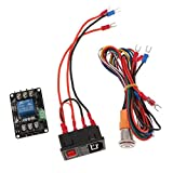 Baoblaze 1 Set 3D Motherboard Power Supervision Module for Accidental Power Failure