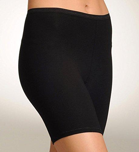 Calida Comfort Stretch Cotton Long Leg Panties (26024) XL/Black