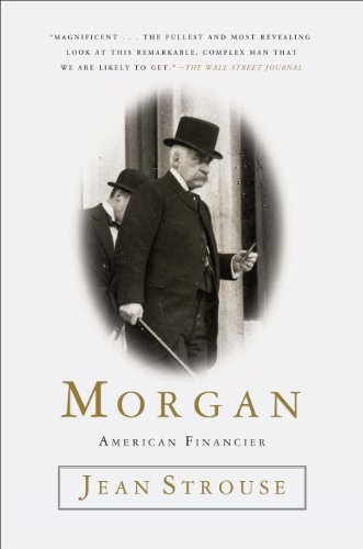 Morgan: American Financier cover