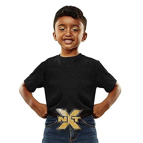 WWE Championship NXT Champion Belt Buckle (John Cena Pants Belt)