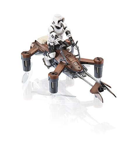 Propel Star Wars Quadcopter: Speeder Bike Collectors Edition Box]()