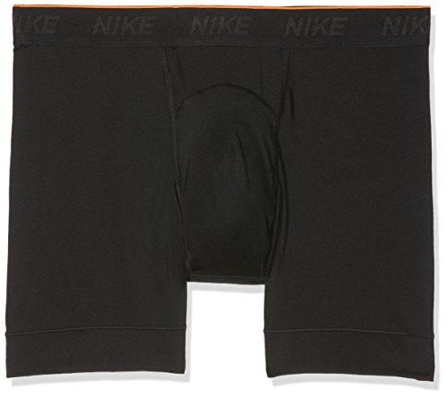 bb362c134 Galleon - NIKE Men's Boxer Briefs (2 Pack) Black AA2960-010 Size M