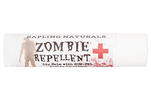 Moisturizing Cocoa Butter Lip Balm Zombie Repellent Flavour (Zombie Pizza)