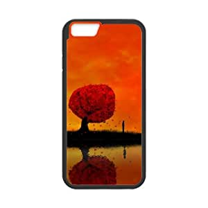 autumnreflection13140246 iPhone 6 4.7 Inch Cell Phone Case Black custom made pgy007-9994754