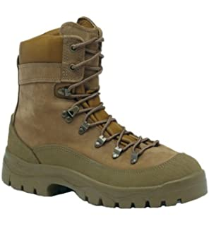 Amazon.com | Wellco Men's A775 Military Hiker Combat Boot | Hiking ...