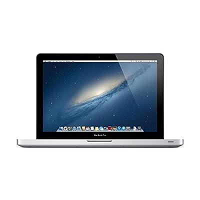 "Apple MacBook Pro MD101LL/A Intel Core i5-3210M X2 2.5GHz 500GB HD 13.3"" MacOSX,Silver (Certified Refurbished)"
