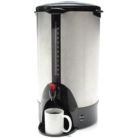 Coffee Pro CFPCP100 Coffee Makers 12 5 Length 12 5 Width 13 3 Height 23 Lb