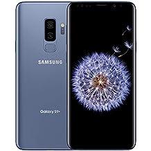 Samsung Galaxy S9+ Unlocked Smartphone - Coral Blue - US Warranty
