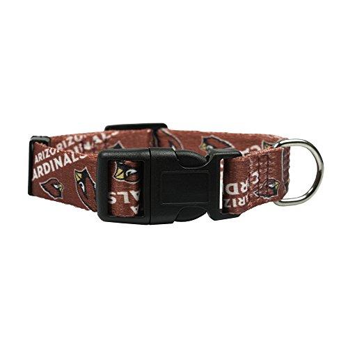 NFL Arizona Cardinals Team Pet Collar, Large ()