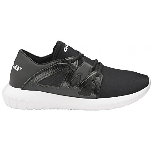 Gola Kvinnor / Damer Minimivärdet Sneakers Svart / Vit