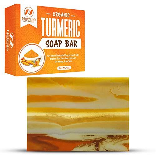Organic Turmeric Soap Bar