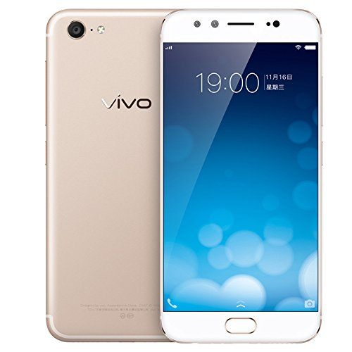 Original VIVO X9 Plus Cell Phone 6GB RAM 64GB ROM MSM8976 Octa Core 5.88inch 20MP+8MP Cameras Android 6.0 Fingerprint Smartphone (Gold)