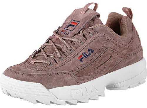 W S Disruptor Pink Schuhe Fila 7E1Sqqw