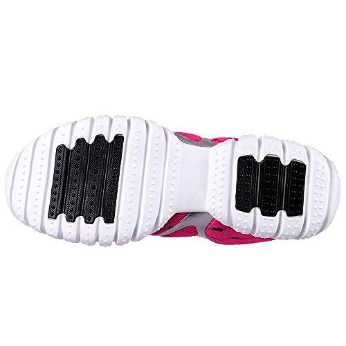 Tela Correr Ligeras Deportivas Con Aleader Malla Para Red Zapatillas De Mujer qfOxwFC