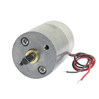 Water wood 60 460rpm dc 1 5 9v high torque gear box for How to reduce motor speed