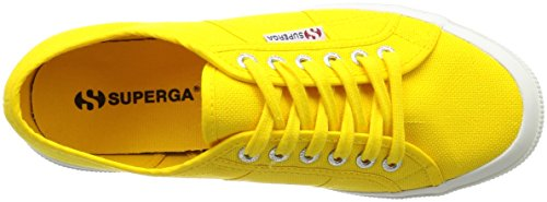 Adulto Zapatillas 2750 cotu sunflower Superga Unisex Classic Amarillo 1U8Xnwqg