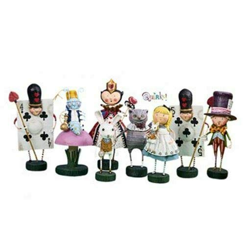 Lori Mitchell Alice Figurine from Alice in Wonderland 6