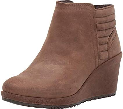 Merrell Women's Tremblant Wedge Shoe Max 86% OFF Waterproof Walking Bluff Milwaukee Mall