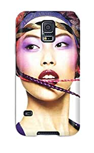 8643242K72631588 Ideal Case Cover For Galaxy S5(liu Wen), Protective Stylish Case