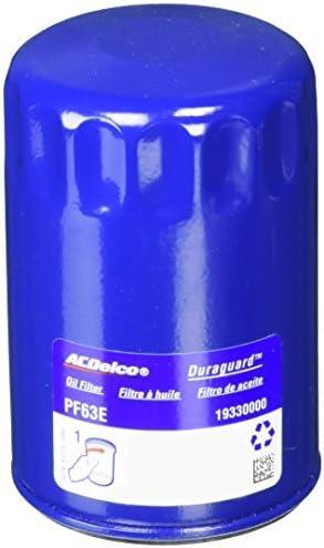 Ac Delco Pf63e Engine Oil Filter By Acdelco Auto