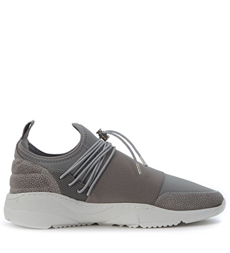 Pieces 3 Runner Neoprene in Grigio Grigio Filling 0 Sneaker Fuse UwtUdgq