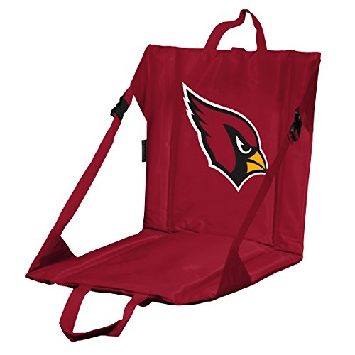 Logo Brands NFL Arizona Cardinals Stadium Seat, One Size, Cardinal