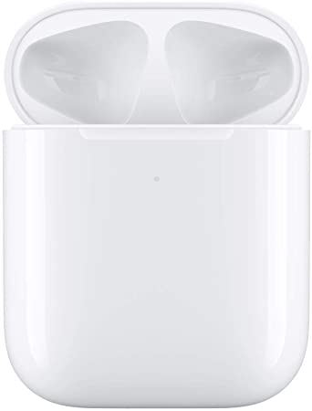 Amazon Com Apple Wireless Charging Case For Airpods