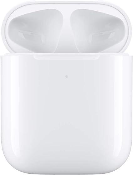 Apple Estuche de Carga inalámbrica para los AirPods: Apple: Amazon.es