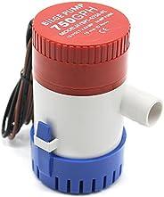 Marine Automatic Submersible Boat Bilge Water Pump 12v 1100 GPH Auto Float Switch/Bilge Pump Float Switch 12V