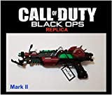 Call of Duty Black Ops Inspired Ray Gun Mark II Replica Toy & Cosplay Prop -  Quinn Goods