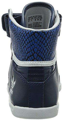 adidas Centenia Hi W - Zapatillas Mujer Blau (Uniform Blue/Running White/Satellite)
