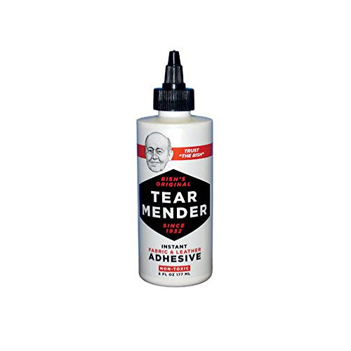 Tear Mender Adhesive Fabric And Leather Bottle 6 Oz by Val-A Chicago, Inc