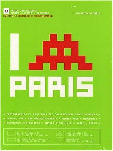 L'invasion de Paris : Volume 1, La genèse