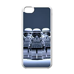 iPhone 5c Cell Phone Case White Star Wars F9815050