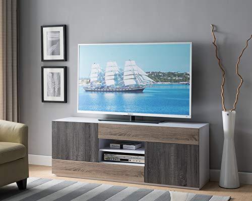 (Smart home 171984 TV Stand Entertainment Center)