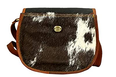 SR Leather Genuine Leather with Cowhide Hairon Hobo bags, messenger bag, leather purses, cross body bag handmade