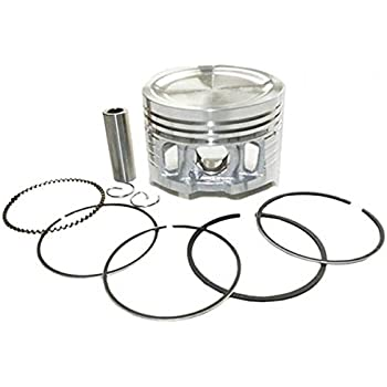 Amazon Com Jrl 5pcs Piston Rings For Lifan 125cc 1p52 Engine Pit