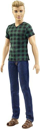 Barbie Fashionistas Ken Doll, Checked Style