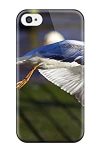 CRLSjxJ11069qzhkI MeaganSCleveland Awesome Case Cover Compatible With Iphone 4/4s - Bird