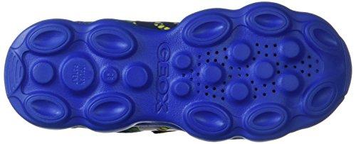 Geox Munfrey Boy's Shoes Blue J824BCC4165 Blue mbY4y
